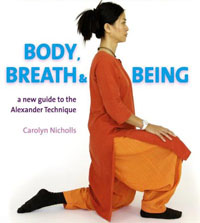 "Picture of ""Body, Breath and Being"" book cover, image links to where you can buy the book online"